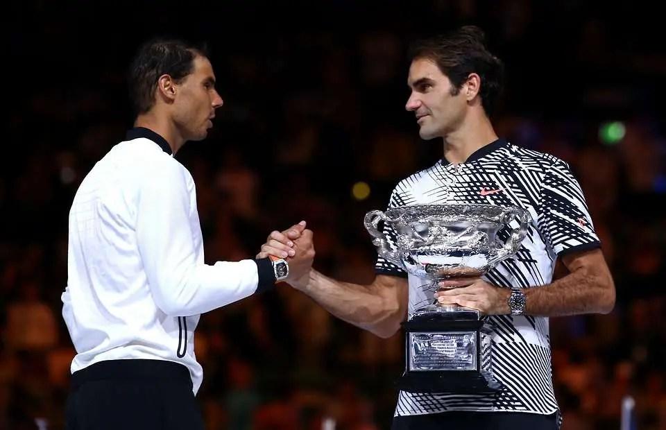 Federer & Nadal alcançam em 2017 um feito INÉDITO na história das suas carreiras