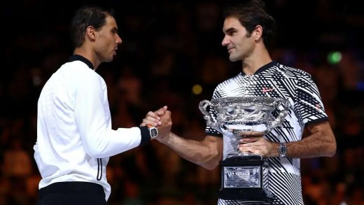 Nadal e a vitória de Federer: «É incrível a sua forma após tanto tempo afastado»