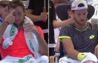[Vídeo] Os melhores momentos da final entre Sousa e Sock em Auckland