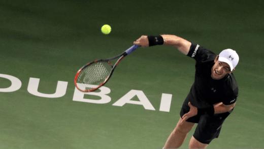 [Com vídeo] Andy Murray regressa às vitórias mais de um mês depois; Wawrinka sofre derrota surpreendente