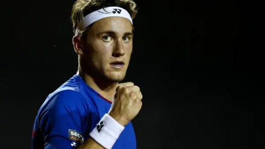 Casper Ruud: o menino que foi estrela no Rio de Janeiro e vai subir mais de 70 lugares no 'ranking'
