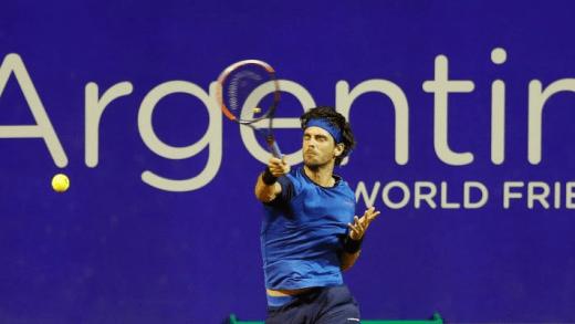 Gastão Elias despede-se dos pares no Rio Open com derrota frente aos terceiros favoritos