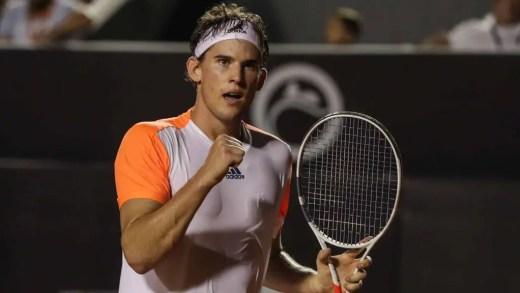 """Dominic Thiem revela a sua ambição: """"O meu grande objetivo é Roland Garros"""""""