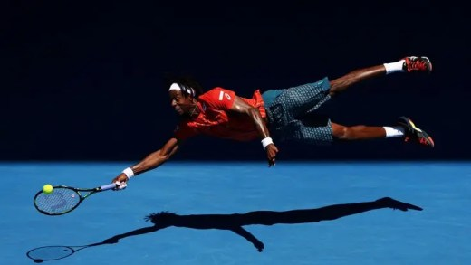"""Mergulho"" de Gael Monfils entre as vencedoras do World Press Photo 2017"