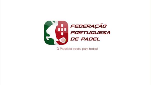 OFICIAL: Federação Portuguesa de Padel é reconhecida hoje pelo Governo