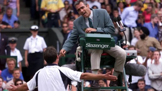 Será que daria um bom árbitro de cadeira? Faça o teste