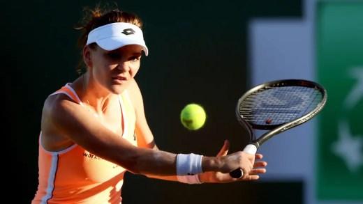 Radwanska arrasada por top-30 mundial em apenas 66 minutos