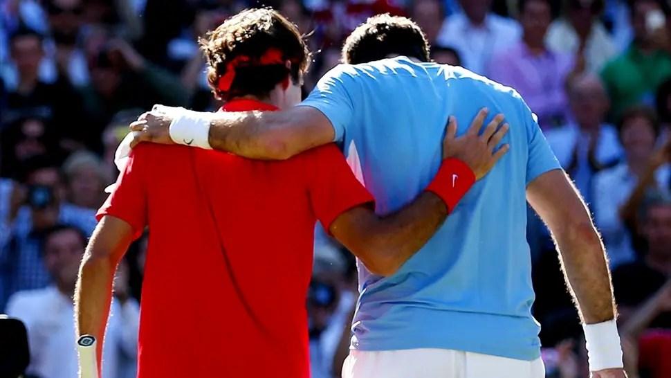 Del Potro e Federer podem defrontar-se bem cedo em Miami