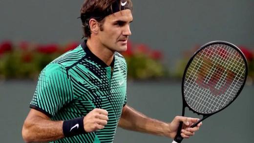 Federer calhou no grupo da morte? Keep calm: «Não vou ver a maioria dos jogadores, porque eles vão eliminar-se uns aos outros»