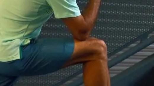 Federer sobre Tomic e Kyrgios: «Já têm muita gente a dizer-lhes o que devem e não devem fazer»
