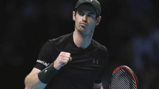 Andy Murray motivado pelo bom momento de Federer e Nadal