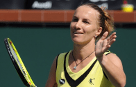 Pliskova e Kuznetsova discutem lugar na final de Indian Wells