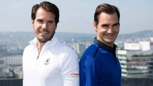 Tommy Haas: «Entregar o troféu de campeão ao Federer foi muito especial»