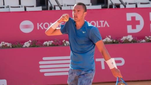 [VÍDEO] Poznan. Gonçalo Oliveira vs. Jonathan Eysseric, em DIRETO