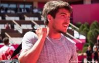 Pedro Sousa, Gastão Elias, João Domingues e João Sousa jogam numa 'super segunda-feira' para o ténis português