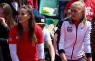 [VÍDEO] Provavelmente não viu o melhor ponto deste fim-de-semana na Fed Cup