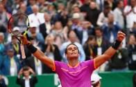 HISTÓRICO! Rafa Nadal vence Albert Ramos e conquista o décimo título em Monte Carlo