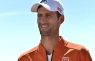 [EM DIRETO] Novak Djokovic anuncia novidades em relação ao seu estado físico