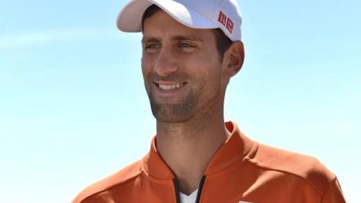 Aniversário de Novak Djokovic cria um facto inédito no top-5 do ranking