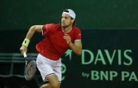 Já é conhecida a data da concentração da Seleção Nacional para o play-off da Taça Davis