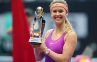 Svitolina alcança terceiro título da época em Istambul