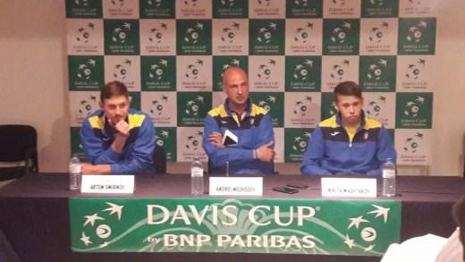 Andrei Medvedev: «Os nossos jogadores deram tudo. Vamos aprender com os nossos erros»