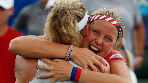 Bielorrússia (sem Azarenka) e Estados Unidos (sem as irmãs Williams) estão na FINAL da Fed Cup