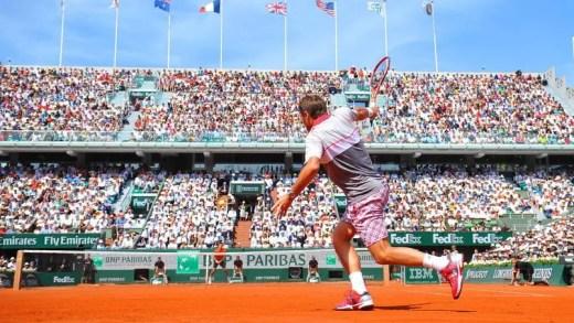 Como podem os tenistas controlar os seus nervos antes de uma partida importante?