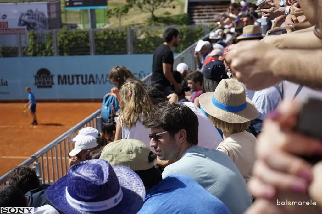 [Vídeo & Fotos] Djokovic treina em Madrid acompanhado pelo irmão