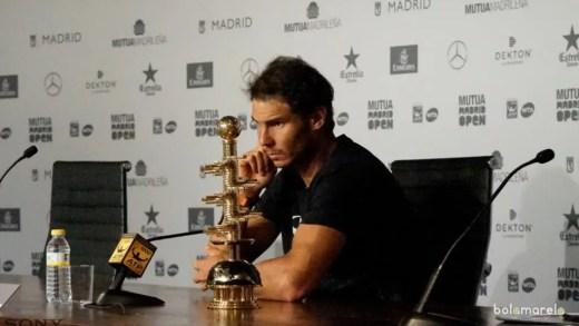 Nadal e a influência do ranking em Roland Garros: «Para ganhar em Paris não preciso de ser top 4. Preciso de jogar bem!»