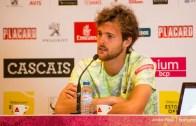 João Sousa: «Ele [Rogerinho] jogou muito bem e com grande atitude»