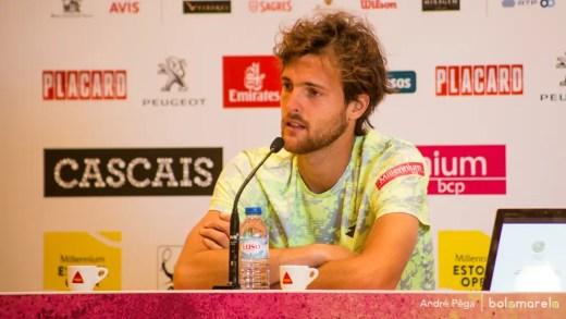 João Sousa: «Não chego a Roland Garros com qualquer expetativa»