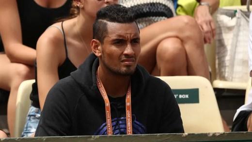 Kyrgios: «Os tenistas têm vida difícil? Vão a África e depois digam-me essas coisas»
