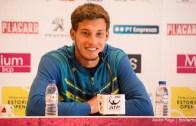 Carreno-Busta: «Tenho de vir todos os anos a este torneio, corre-me sempre bem»