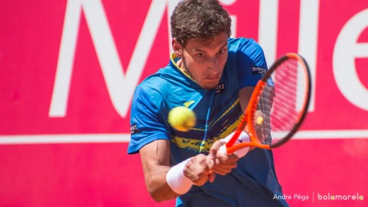 Carreno Busta vinga-se de Almagro e está nas meias-finais do Millennium Estoril Open