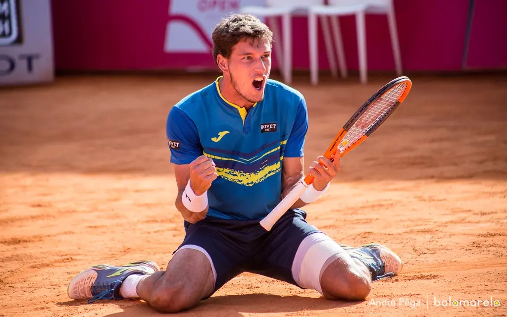 Pablo Carreno Busta é o CAMPEÃO do Millennium Estoril Open 2017