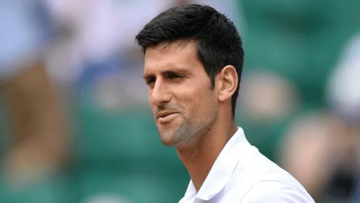 Novak Djokovic vai sair do top 4 pela primeira vez em mais de 10 anos