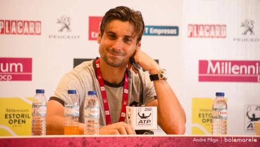 Ferrer: «Se eu não adorasse ténis já me tinha retirado»