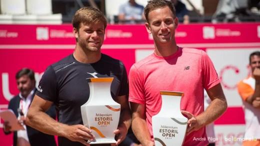 Campeões do Millennium Estoril Open (e de Roland Garros)… separam-se
