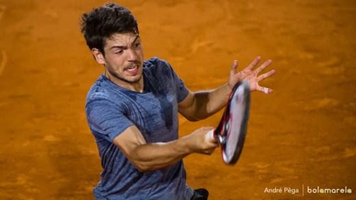 [VÍDEO] Lisboa Belém Open. João Domingues vs. Prajnesh Gunneswaran, EM DIRETO