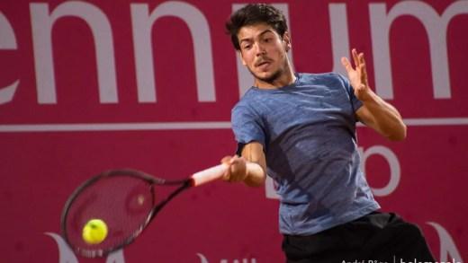 João Domingues já tem adversário no seu regresso a torneios Challenger