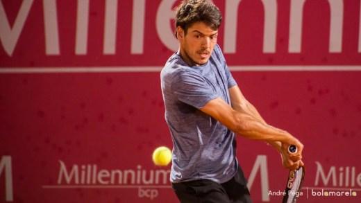 João Domingues alcança primeira vitória em torneios Challenger desde 2013