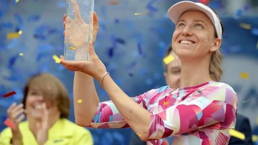 Mona Barthel conquista em Praga primeiro título em quase três anos