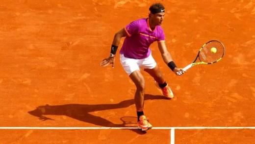Rafael Nadal com vitória tranquila rumo à terceira ronda