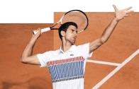 OFICIAL: Novak Djokovic é a nova estrela… da Lacoste