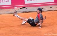 Pedro Sousa surpreendido na segunda ronda em Bordéus