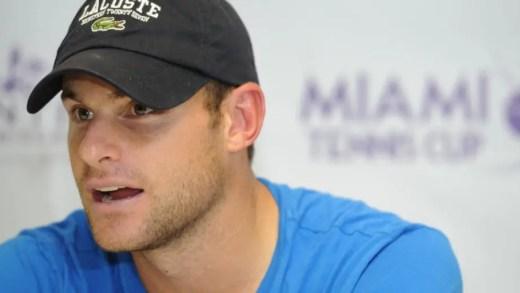 """Andy Roddick deixa aviso a Bernard Tomic: """"Pensa bem nos milhões que deixaste de ganhar"""""""