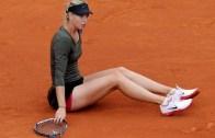 Chris Evert acha que Sharapova não deve receber wild card para o US Open