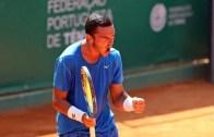 Gonçalo Oliveira está nas 'meias' de pares em Poznan e a dois triunfos de ser n.º 1 nacional… da variante