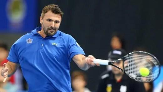 """Goran Ivanisevic: """"Se Djokovic me convidar para treinador é impossível dizer não"""""""